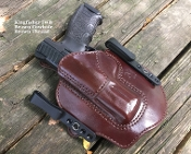 KingFisher Tuckable IWB: Inside the Waistband