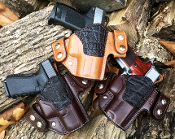 Griffon V OWB: Outside the Waistband Holster