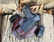 Peregrine IWB: Inside the Waistband Holster