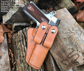 Kestrel IWB: Inside the Waistband Holster