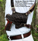 SandPiper SH Shoulder Holster Components and Accessories
