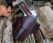 Osprey OWB: Outside the Waistband Holster