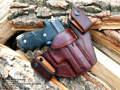 Raptor IWB: Inside the Waistband Holster
