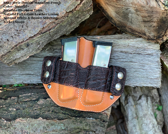 Snap Style Magazine Pouch